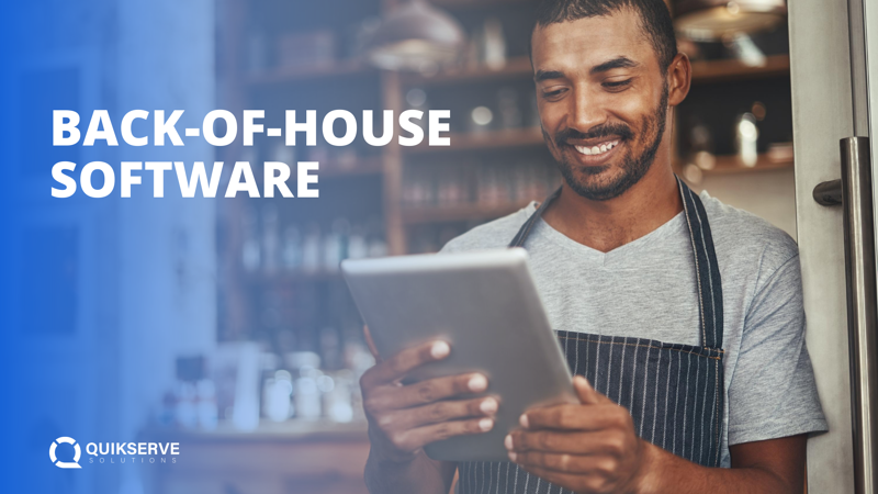 Five Questions You Should Have When Buying Back-of-House Software